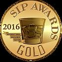 SIP Awards Gold Medal 2016