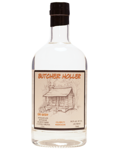 Butcher Holler Celebrity Moonshine