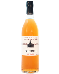 Bonded Virginia Whiskey