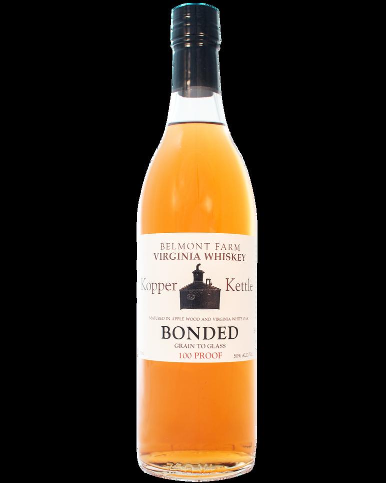 Kopper Kettle Bonded Whiskey