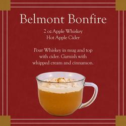 Belmont Bonfire