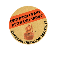 American Distilling Insitute Certified Craft Distilled Spirit