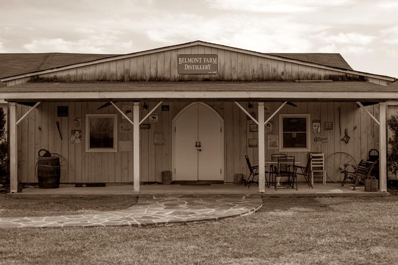 Belmont Farm Distillery