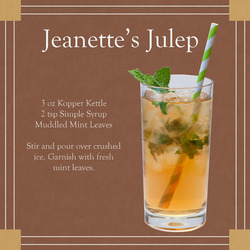 Jeanette's Julep