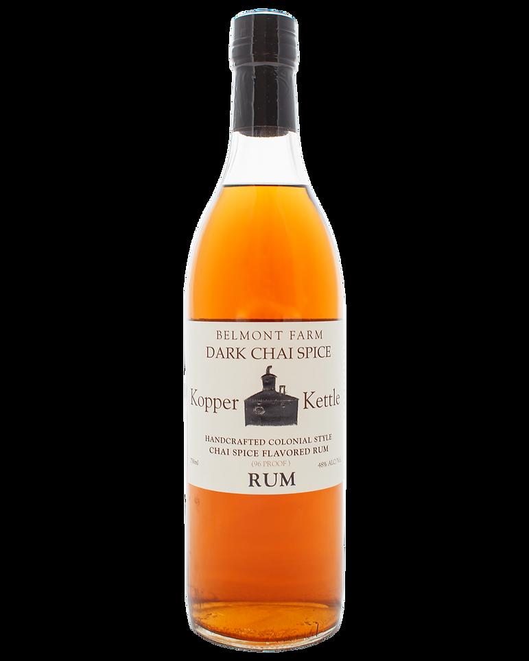 Kopper Kettle Dark Chai Spice Rum