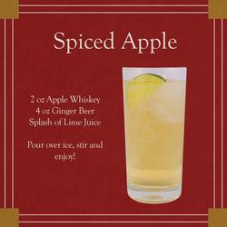 Spiced Apple