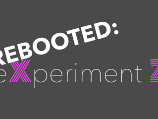 REBOOTED: Experiment 2