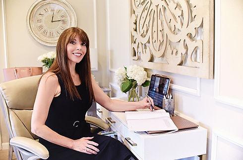 Kerry Mitchell Dietitian desk.jpg