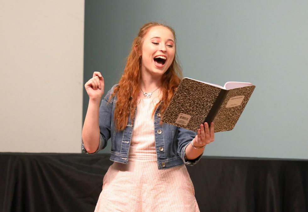 Emily the Musical at KC Fringe Fest