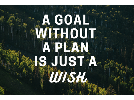 Making a Change, Phase 2: Turn Your Goals into Plans