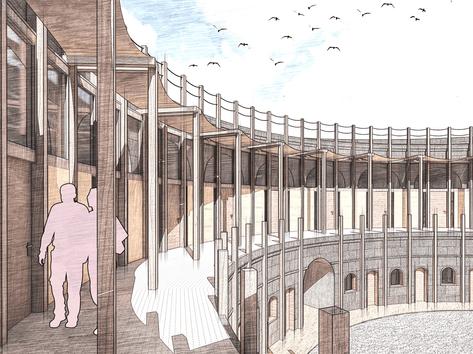 """Pennet Adrien, Lion Corentin, projet """"15x15"""", ENSA Normandie"""