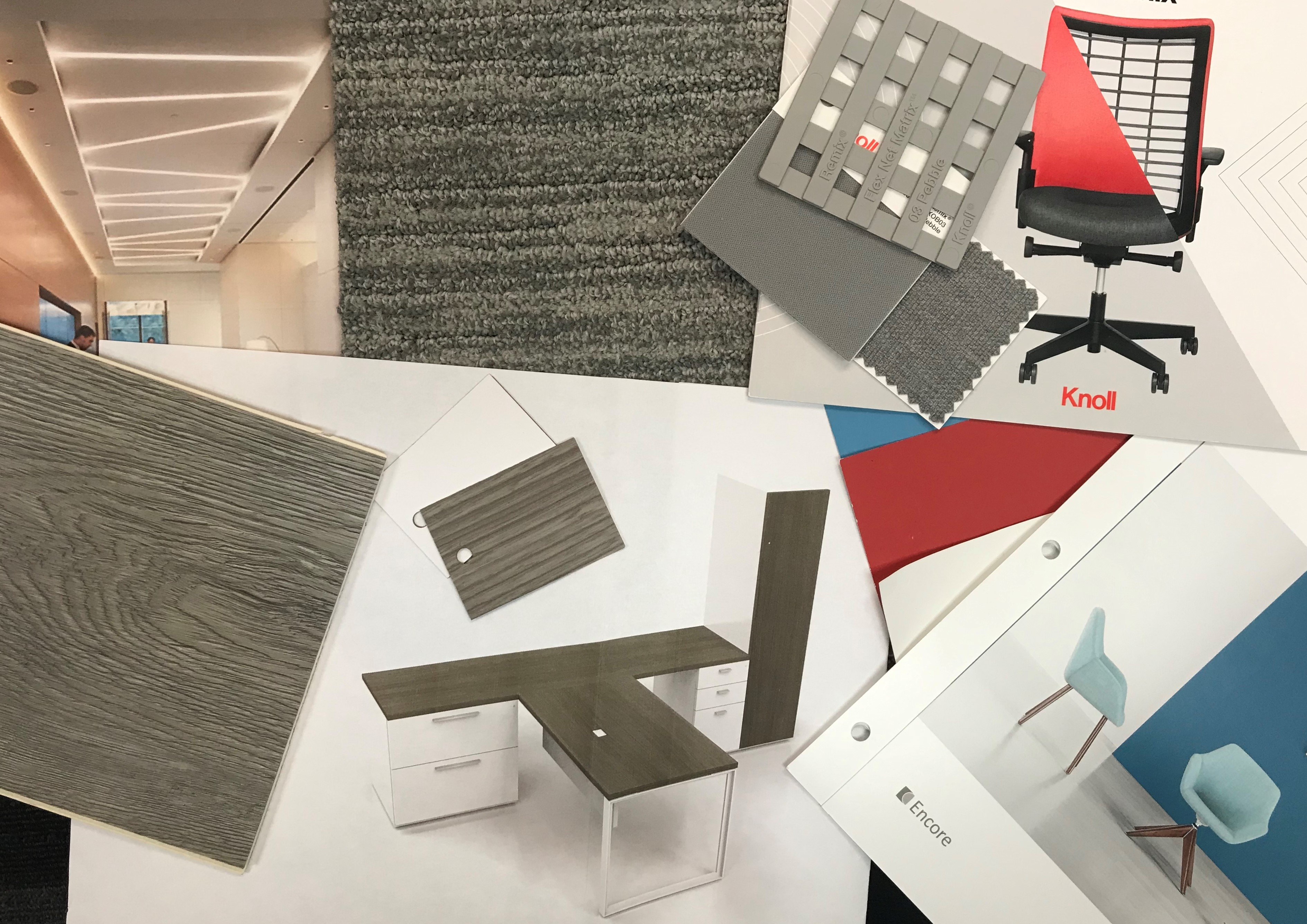 Flat Lay Offices