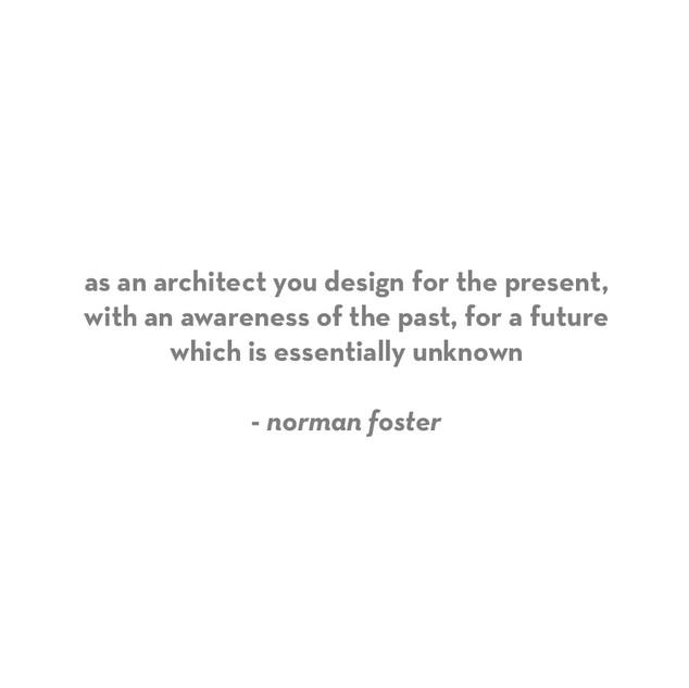 Personal Favorite Architectural Quote