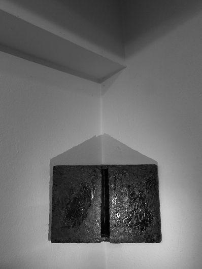 Carolina Serrano - doce distância I, 2017, 34 x 48 x 26 cm