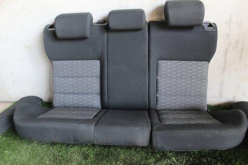 Skoda Octavia Hatchback 2010 REAR SEATS Fabric