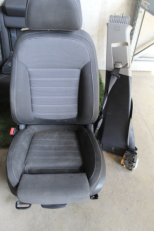 Vauxhall Insignia Passenger SEAT 2010 Half Electric + lumbar support + seat belt
