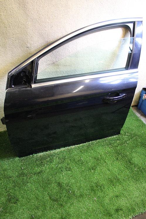 Ford MONDEO MK4 2007-2014 BARE FRONT LEFT PASSENGER SIDE DOOR BLACK WF0E