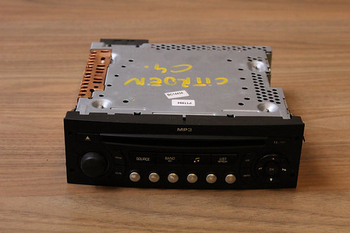 Citroen Picasso C4 2008 Siemens Radio CD Player Head Unit  96646223XT