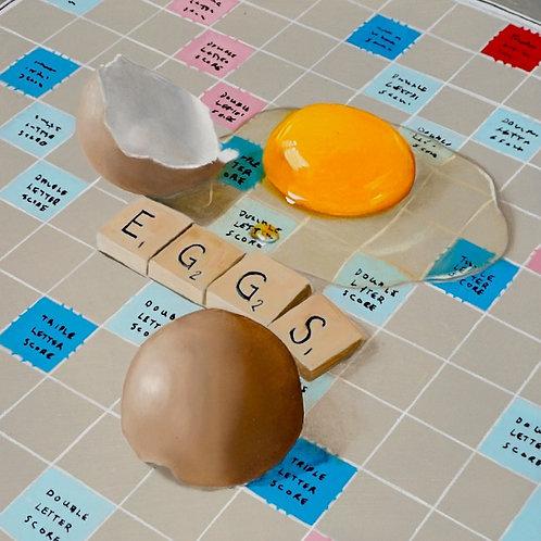 Scrabbled Eggs