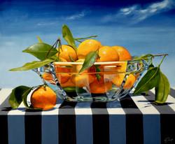 Mandarins At High Noon