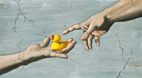 The Creation Of Aduck