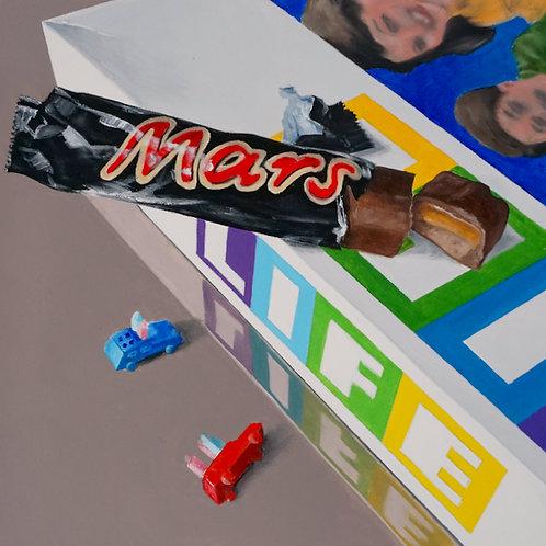 Mars Found On Life!