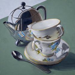 Tea By The Window