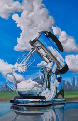 Two's Company, Three's A Cloud
