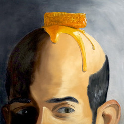 Honey Comb Over