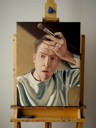 5 Things Painting A Self-Portrait Will Teach You