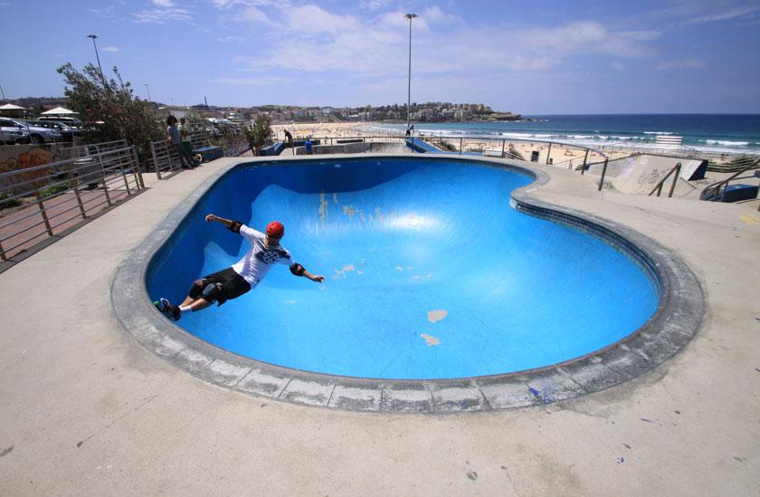 Bondi Skatepark