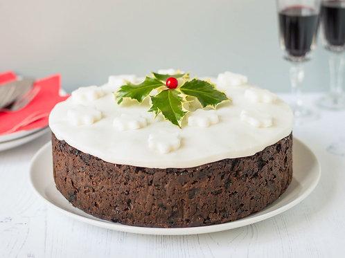 Christmas Cake ( Ready December)