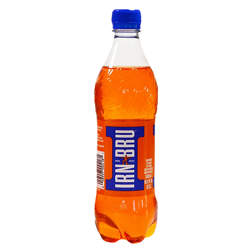 IRN BRU - The Strong Soft Drink
