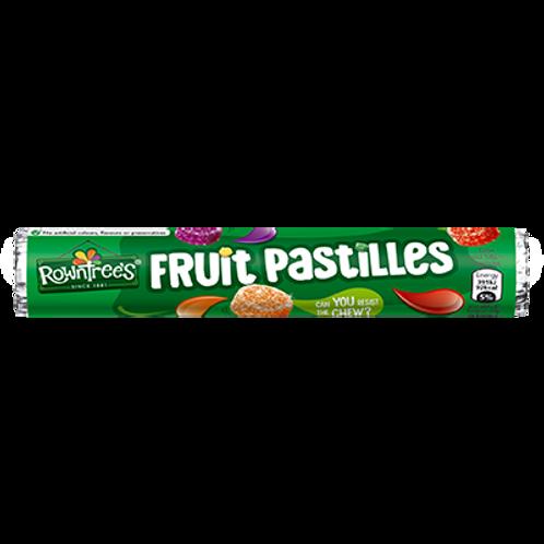Rowntree's Fruit Pastilles Tube
