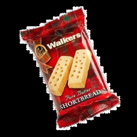 Walkers 2-pack Shortbread Fingers