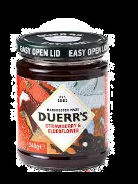 Duerr's Strawberry Elderflower Jam