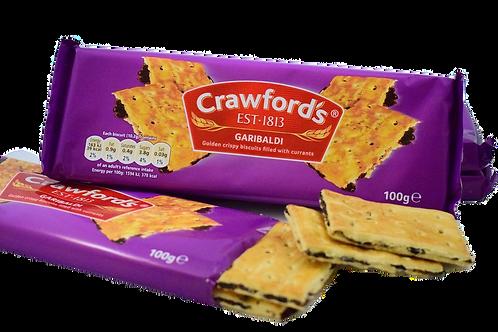 Crawford's Garibaldi Biscuits