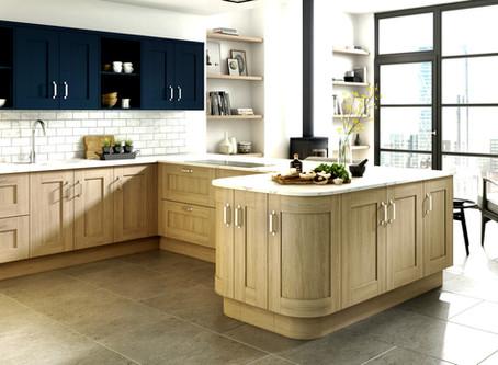 Kitchen Trends -  Wood Renaissance