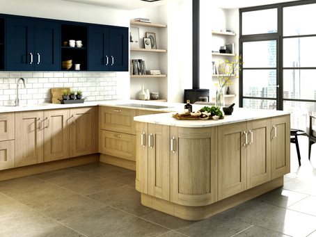 Kitchen Trends -  Wood Renaissance