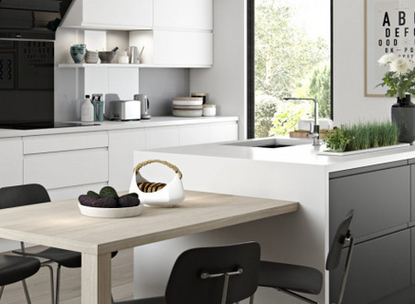 Make space for your new kitchen!