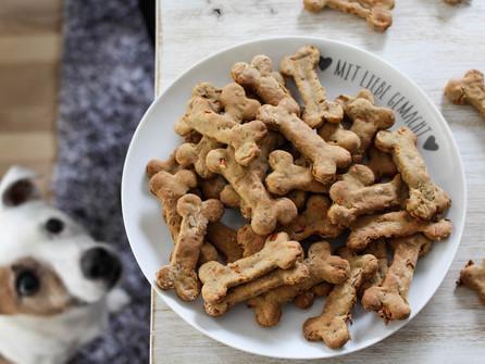Minty Fresh Dog Treats Recipe