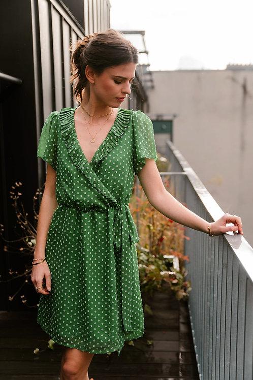 שמלת אבוקדו
