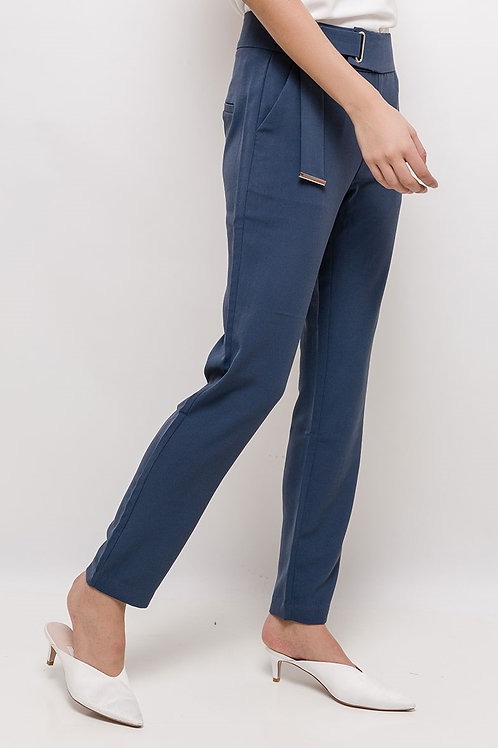 מכנסיים עם סמי חגורה