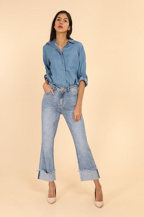 ג'ינס בגזרה גבוהה, מתרחב