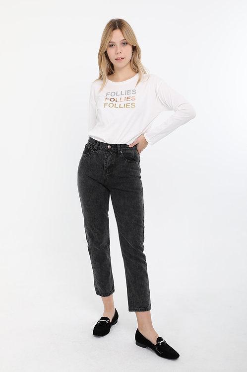 ג'ינס מושלם בגזרת MOM