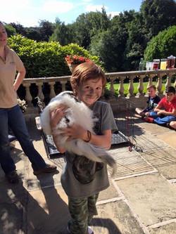 Cuddle our Animal Crew!