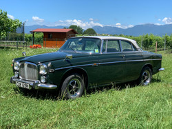 ROVER P5 - 3500 COUPE'