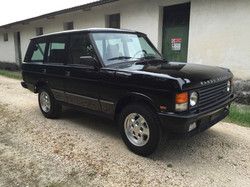1989 RR VOGUE SE AUTO