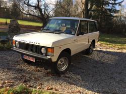 Range Rover 1978 Overdrive bianca (22)