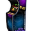 """Thumbnail: Stickers """"Rétro Arcade Cab"""" by Asroth"""
